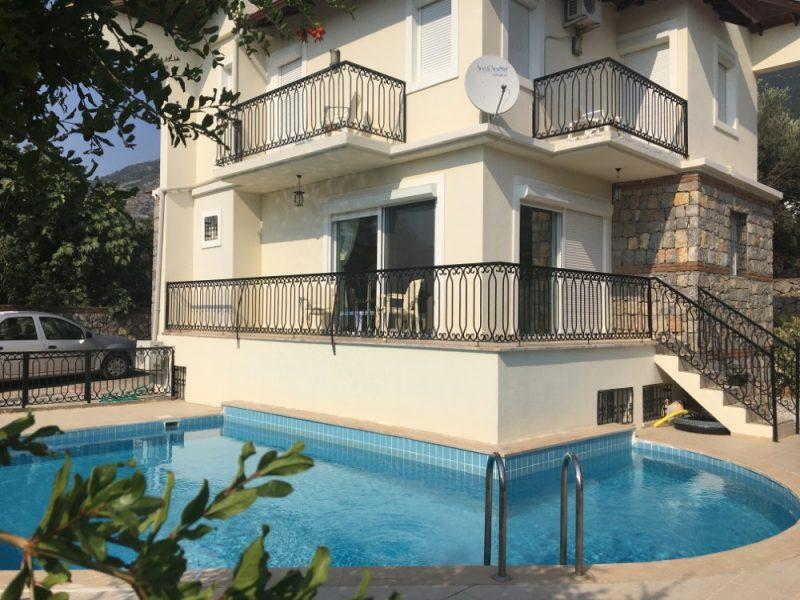 Sunshine Villa in Ovacik, Fethiye